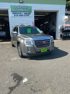 2012 GMC Terrain for sale at Pikeside Automotive in Westfield MA