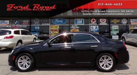 2016 Chrysler 300 for sale at Ford Road Motor Sales in Dearborn MI