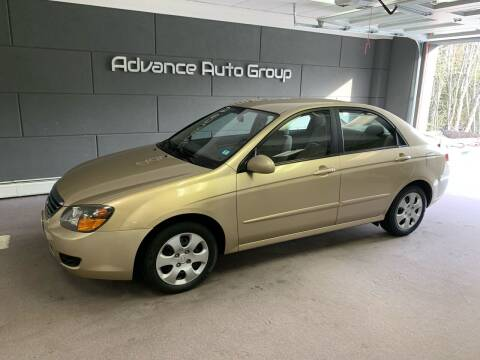 2009 Kia Spectra for sale at Advance Auto Group, LLC in Chichester NH