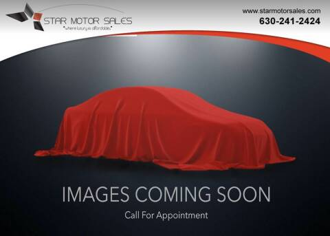 2009 Infiniti G37 Convertible for sale at Star Motor Sales in Downers Grove IL