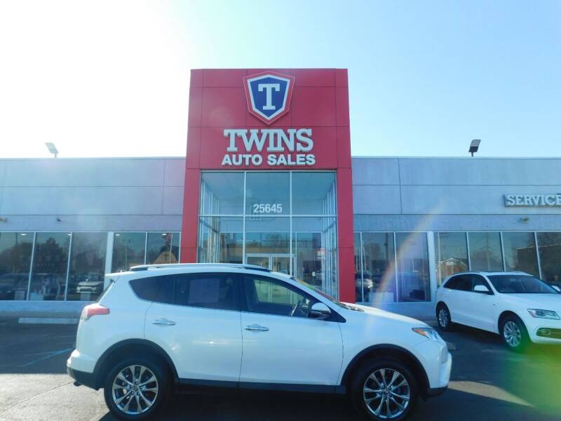 2016 Toyota RAV4 for sale at Twins Auto Sales Inc Redford 1 in Redford MI