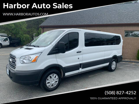 2017 Ford Transit Passenger for sale at Harbor Auto Sales in Hyannis MA
