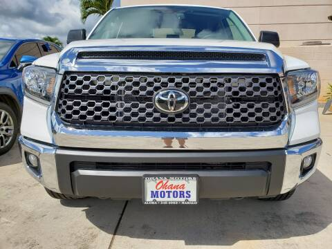 2020 Toyota Tundra for sale at Ohana Motors in Lihue HI