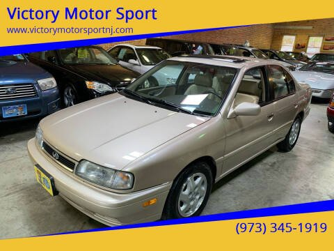 1996 Infiniti G20 for sale at Victory Motor Sport in Paterson NJ