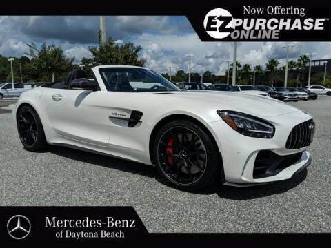 2020 Mercedes-Benz AMG GT for sale at Mercedes-Benz of Daytona Beach in Daytona Beach FL