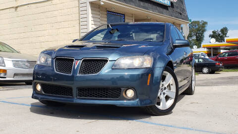 2009 Pontiac G8 for sale at Nationwide Auto Sales in Melvindale MI