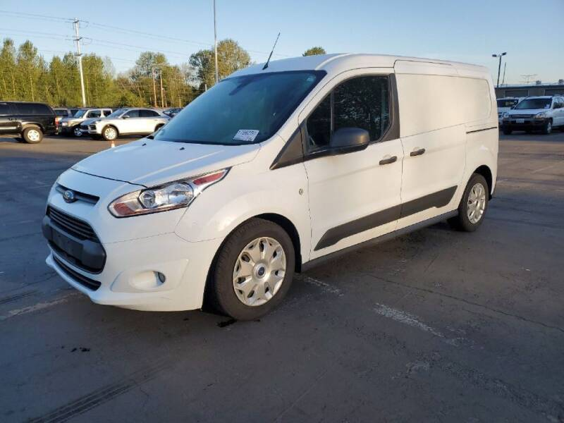 2017 Ford Transit Connect Cargo for sale at Northwest Van Sales in Portland OR