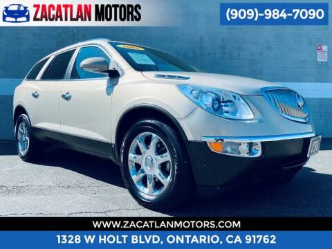 2009 Buick Enclave for sale at Ontario Auto Square in Ontario CA