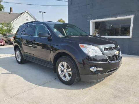 2012 Chevrolet Equinox for sale at Number 1 Car Company in Detroit MI