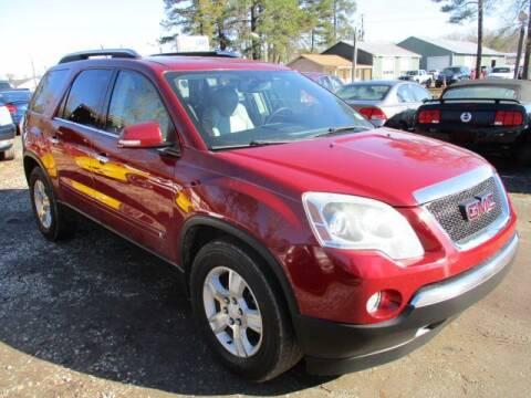2009 GMC Acadia for sale at Select Cars Of Thornburg in Fredericksburg VA