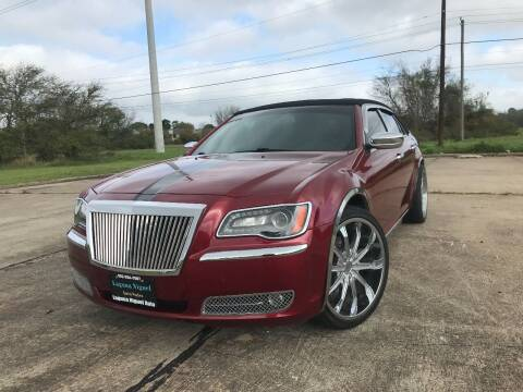 2014 Chrysler 300 for sale at Laguna Niguel in Rosenberg TX