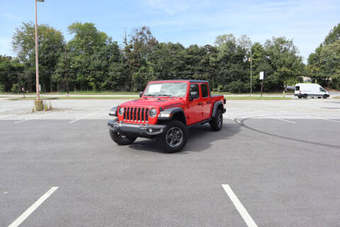 2020 Jeep Gladiator for sale at Auto Guia in Chamblee GA