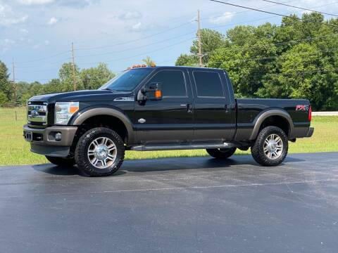 2016 Ford F-350 Super Duty for sale at Jackson Automotive LLC in Glasgow KY
