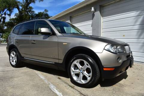 2010 BMW X3 for sale at Advantage Auto Group Inc. in Daytona Beach FL