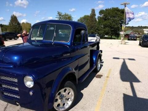 1948 Dodge Ram for sale at Classic Car Deals in Cadillac MI