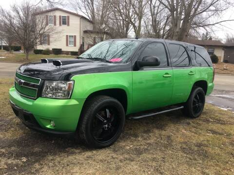 2007 Chevrolet Tahoe for sale at Antique Motors in Plymouth IN