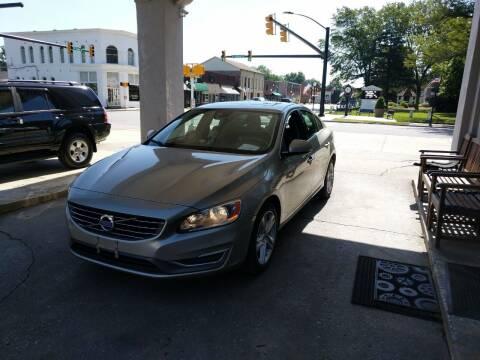 2014 Volvo S60 for sale at ROBINSON AUTO BROKERS in Dallas NC