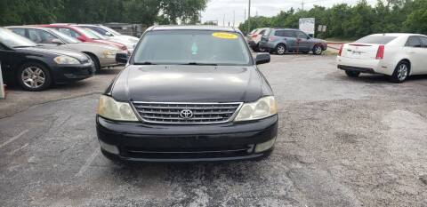 2004 Toyota Avalon for sale at Anthony's Auto Sales of Texas, LLC in La Porte TX
