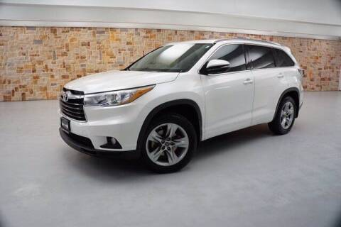 2016 Toyota Highlander for sale at Jerry's Buick GMC in Weatherford TX