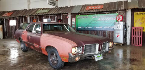 1971 Oldsmobile Cutlass for sale at Cool Classic Rides in Redmond OR