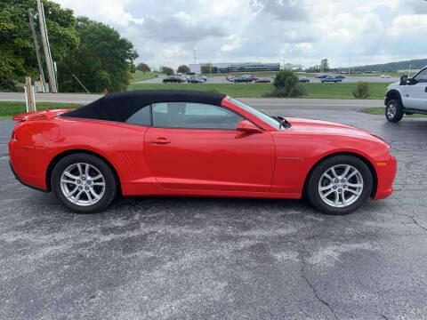 2015 Chevrolet Camaro for sale at Westview Motors in Hillsboro OH
