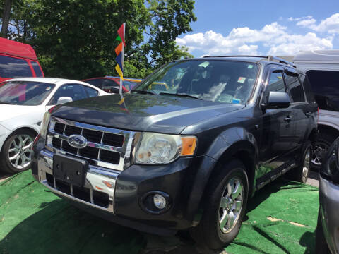 2008 Ford Escape for sale at Drive Deleon in Yonkers NY