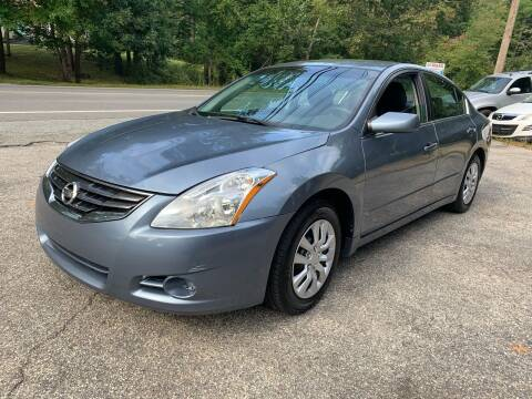 2010 Nissan Altima for sale at Old Rock Motors in Pelham NH
