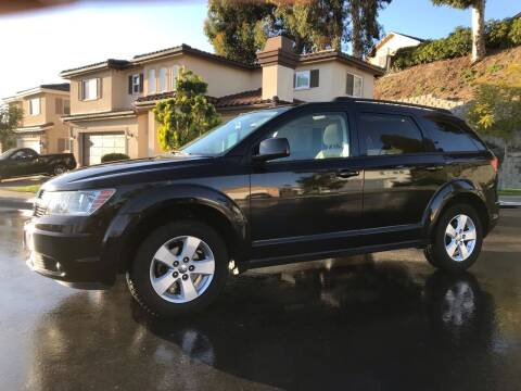 2010 Dodge Journey for sale at CALIFORNIA AUTO GROUP in San Diego CA