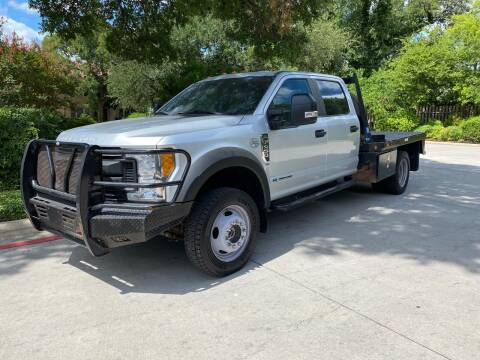 2017 Ford F-450 Super Duty for sale at Motorcars Group Management - Bud Johnson Motor Co in San Antonio TX