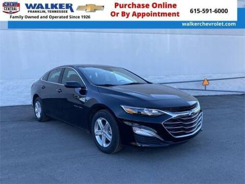 2021 Chevrolet Malibu for sale at WALKER CHEVROLET in Franklin TN