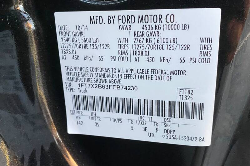 2015 Ford F-250 Super Duty XLT - East Greenbush NY