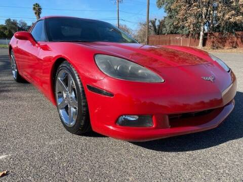 2005 Chevrolet Corvette for sale at CAR PLUS in Modesto CA