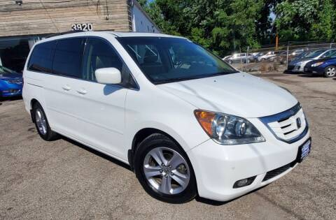 2008 Honda Odyssey for sale at Nile Auto in Columbus OH