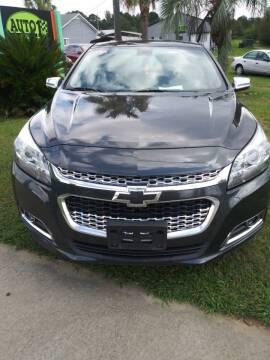 2014 Chevrolet Malibu for sale at Auto 1 Madison in Madison GA