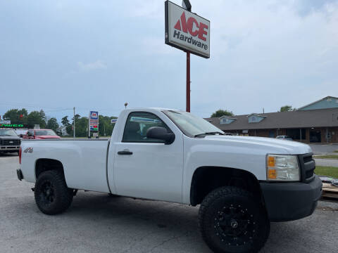 2013 Chevrolet Silverado 1500 for sale at ACE HARDWARE OF ELLSWORTH dba ACE EQUIPMENT in Canfield OH