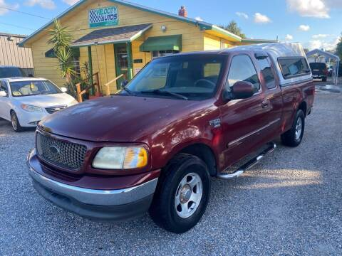2003 Ford F-150 for sale at Velocity Autos in Winter Park FL