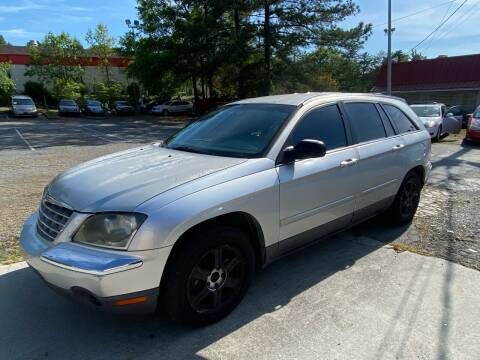 2005 Chrysler Pacifica for sale at Car Online in Roswell GA