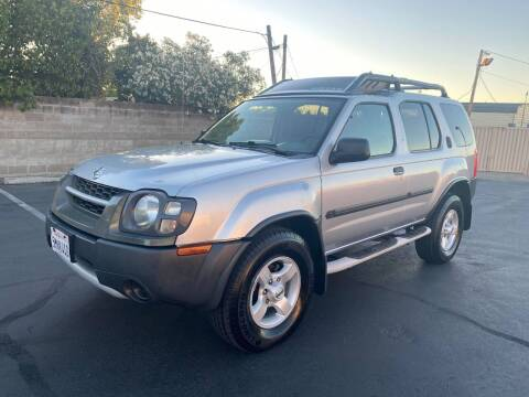 2004 Nissan Xterra for sale at Golden Deals Motors in Orangevale CA