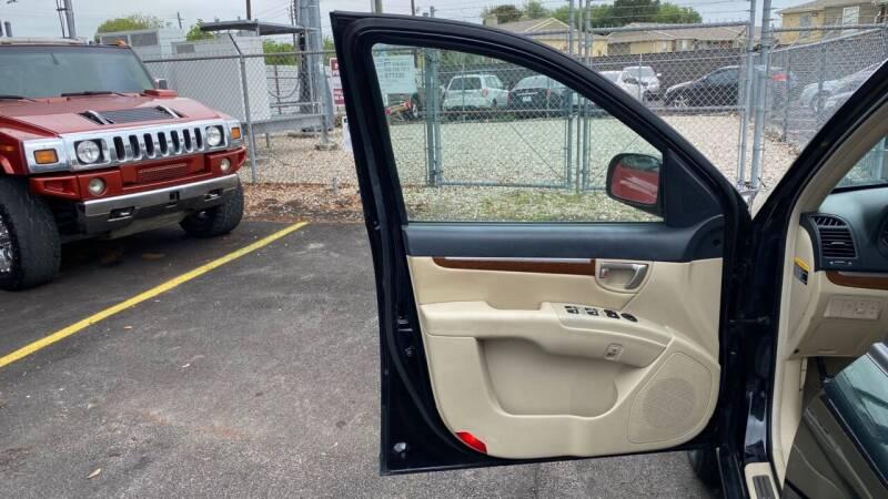 2007 Hyundai Santa Fe Limited 4dr SUV - Houston TX