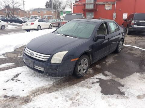 2008 Ford Fusion for sale at Flag Motors in Columbus OH