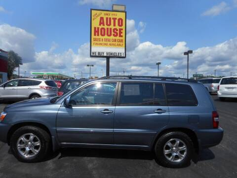 2005 Toyota Highlander for sale at AUTO HOUSE WAUKESHA in Waukesha WI