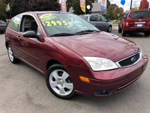 2006 Ford Focus for sale at Salem Auto Market in Salem OR
