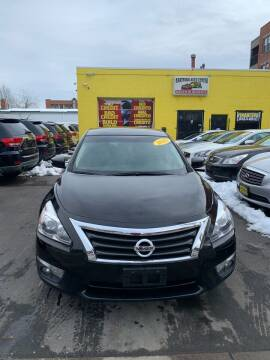 2013 Nissan Altima for sale at Hartford Auto Center in Hartford CT