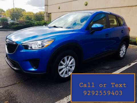 2014 Mazda CX-5 for sale at Ultimate Motors in Port Monmouth NJ