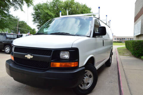 2009 Chevrolet Express Cargo for sale at E-Auto Groups in Dallas TX