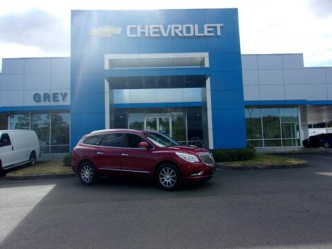 2013 Buick Enclave for sale at Grey Chevrolet, Inc. in Port Orchard WA