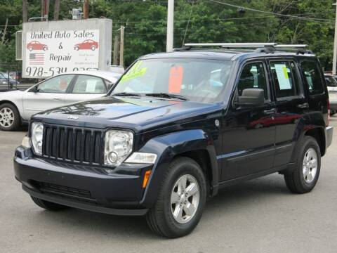 2011 Jeep Liberty for sale at United Auto Service in Leominster MA