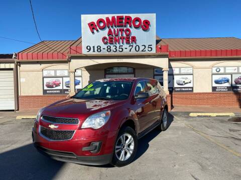 2010 Chevrolet Equinox for sale at Romeros Auto Center in Tulsa OK