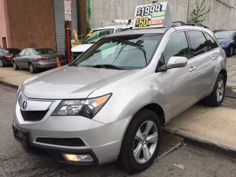 2010 Acura MDX for sale at Drive Deleon in Yonkers NY