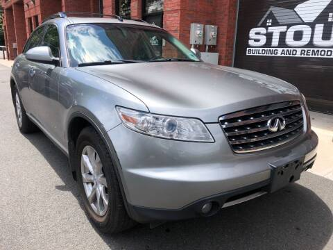 2008 Infiniti FX35 for sale at The Car Guys in Staten Island NY